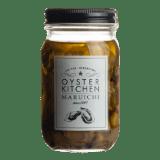 牡蠣オイル漬けのレシピ