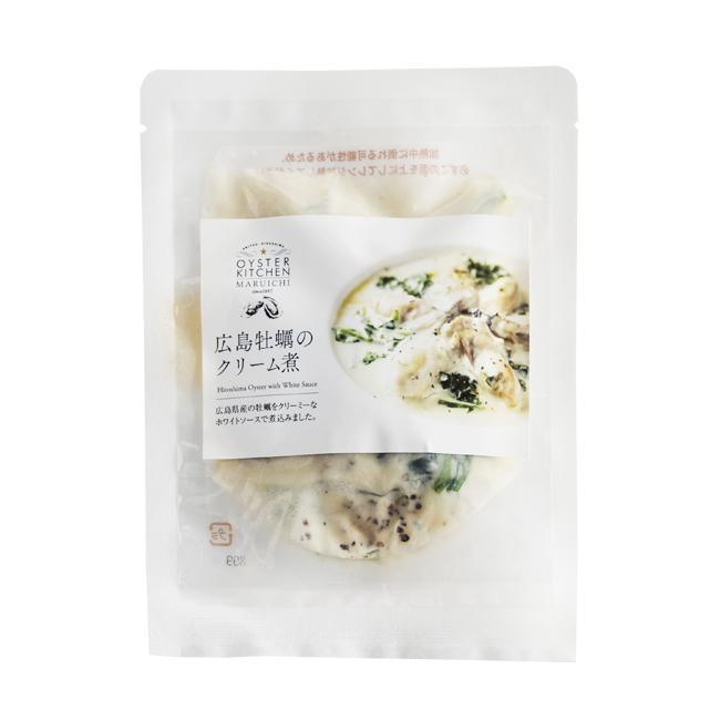 広島牡蠣のクリーム煮<