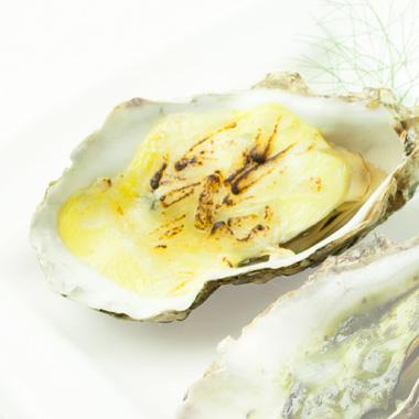 殻付き牡蠣チーズ&マヨネーズ